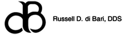 Russell di Bari, DDS Logo